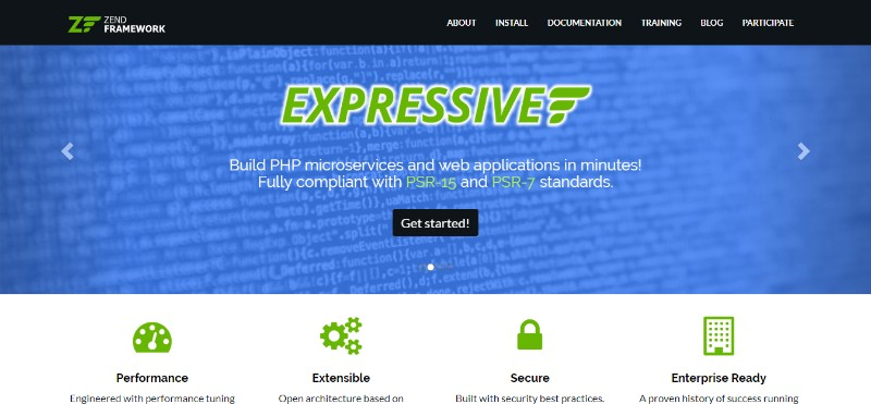 Web Development Frameworks Zend - فریمورک زند